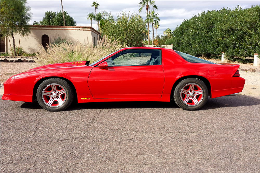 1990 Camaro Iroc Z For Sale Upcomingcarshq Com