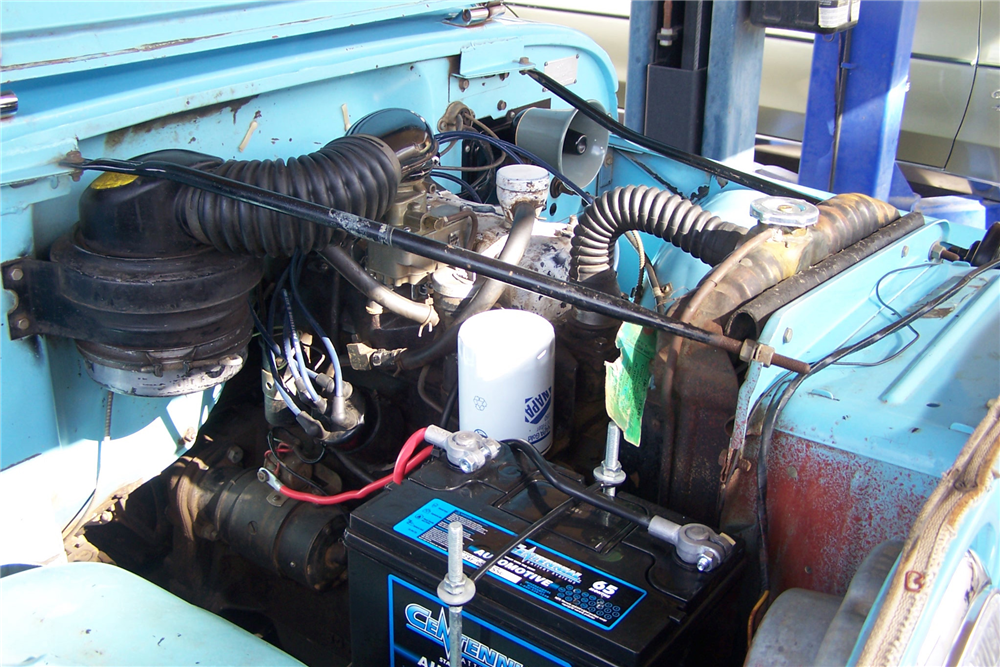 1965 JEEP CJ-2  - Engine - 188469