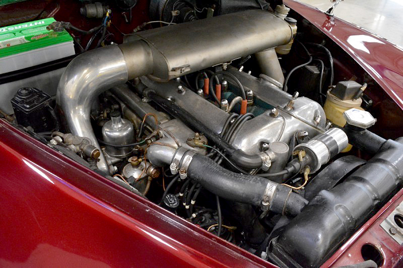 1966 JAGUAR 3.8S - Engine - 188471