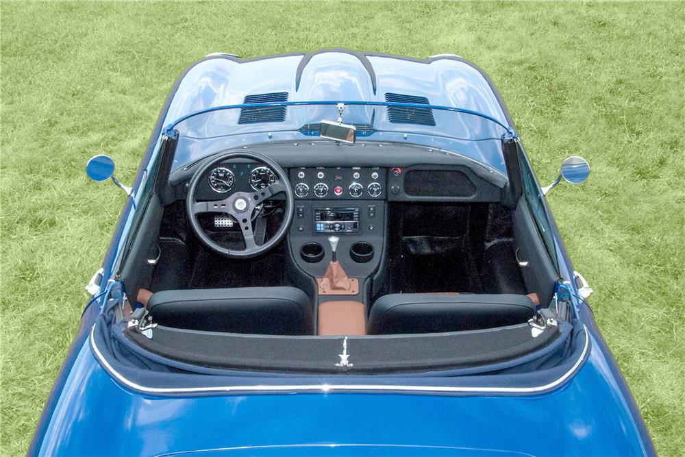 1965 JAGUAR XKE SERIES I CUSTOM CONVERTIBLE - Interior - 188507