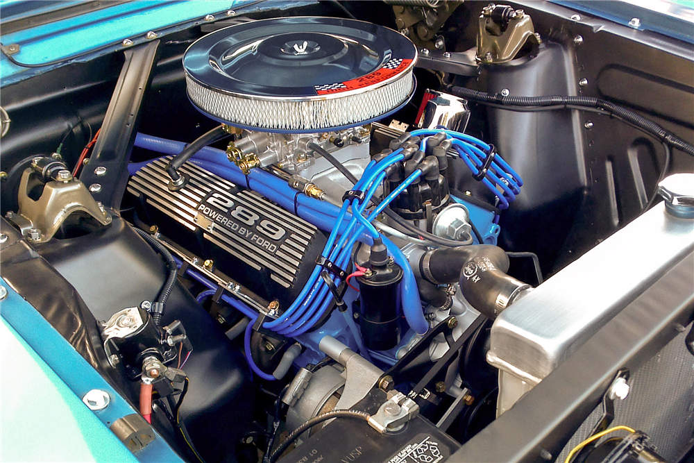 1965 FORD MUSTANG  - Engine - 188511