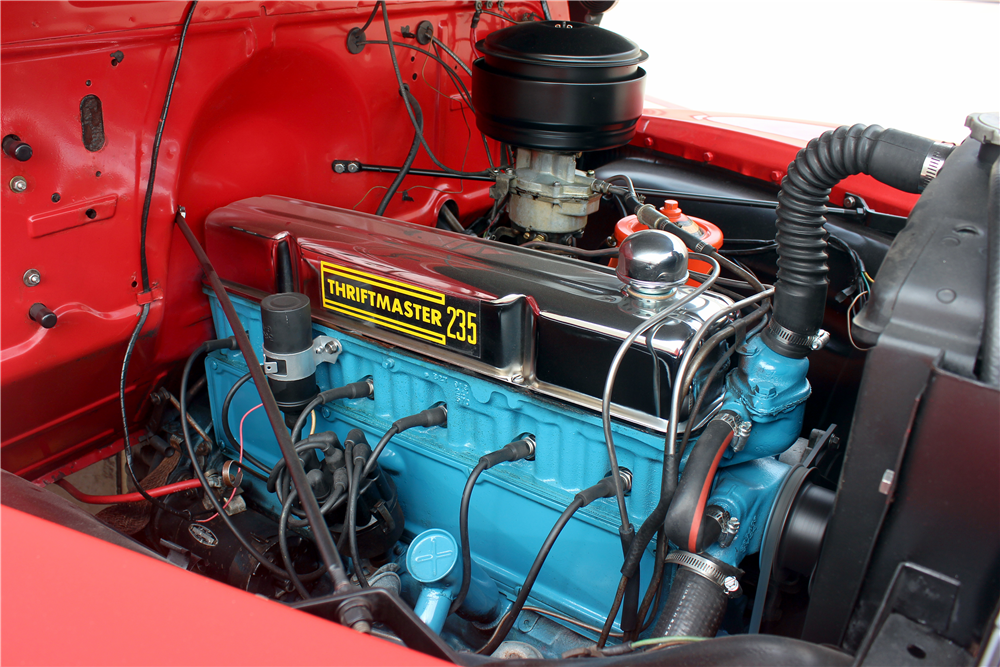 1954 CHEVROLET 3100 PICKUP - Engine - 188518