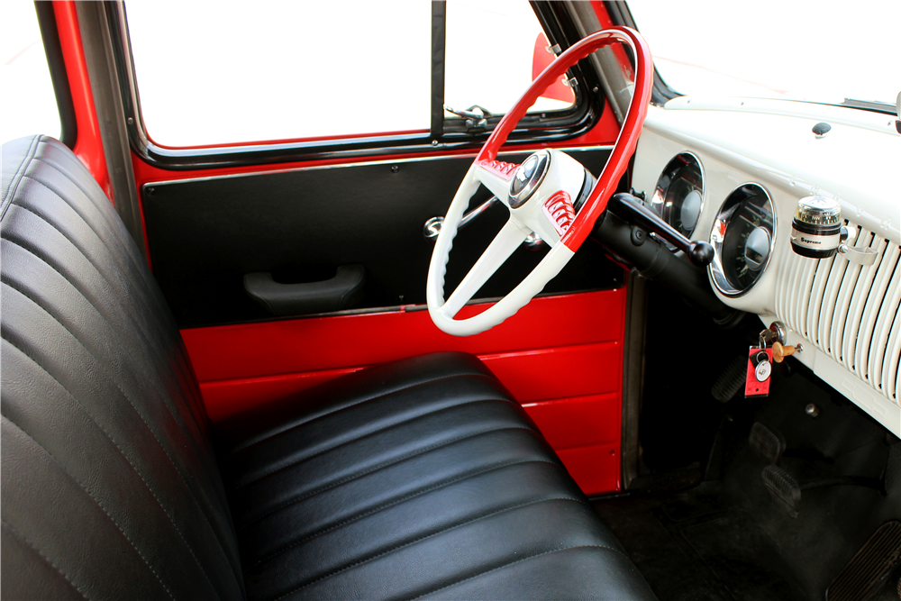 1954 CHEVROLET 3100 PICKUP - Interior - 188518