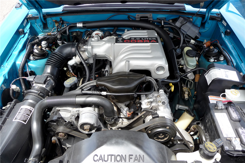 1993 FORD MUSTANG COBRA  - Engine - 188542
