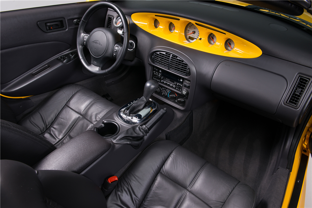 2000 PLYMOUTH PROWLER CONVERTIBLE - Interior - 188557