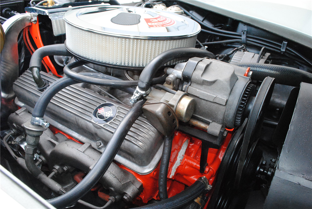 1971 CHEVROLET CORVETTE - Engine - 188581