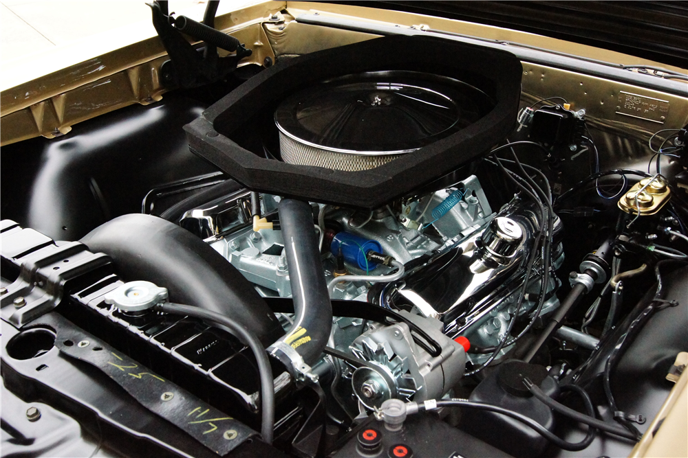 1967 PONTIAC GTO RAM AIR - Engine - 188603