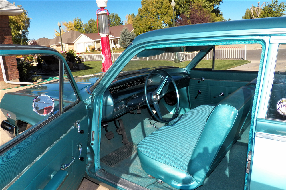 Get A Car With No Credit >> 1963 CHEVROLET BISCAYNE - 188649