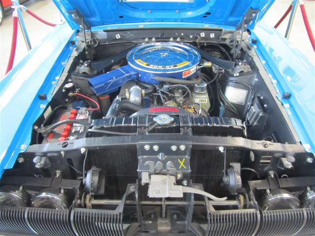 1970 MERCURY COUGAR ELIMINATOR - Engine - 188666
