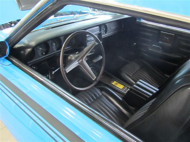 1970 MERCURY COUGAR ELIMINATOR - Interior - 188666