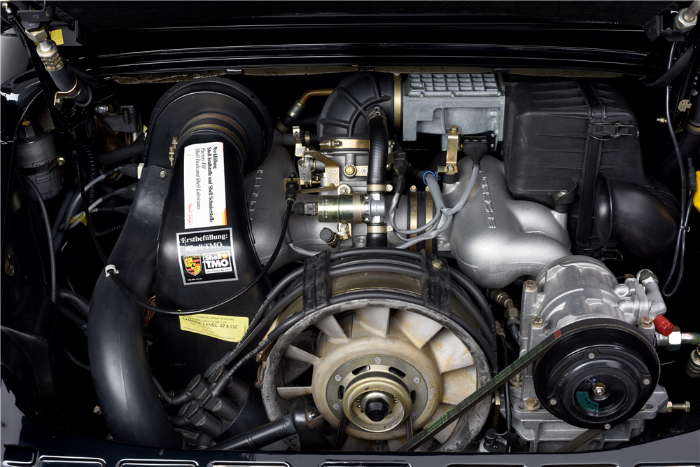 1989 PORSCHE 911 SPEEDSTER - Engine - 188673