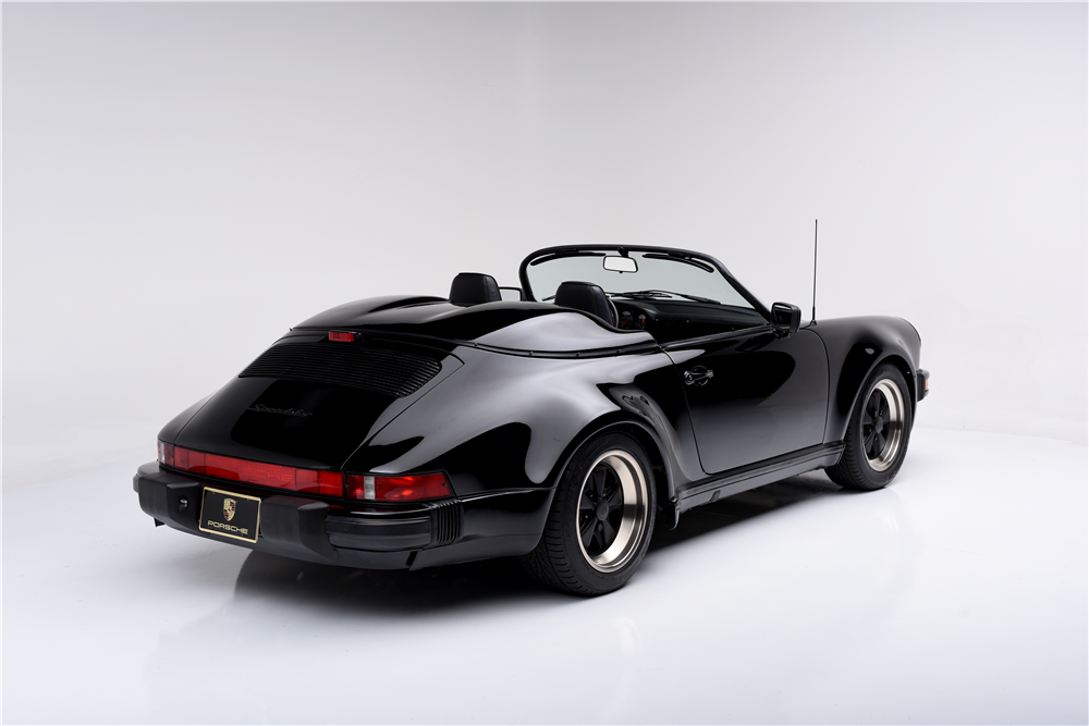 1989 PORSCHE 911 SPEEDSTER - Rear 3/4 - 188673