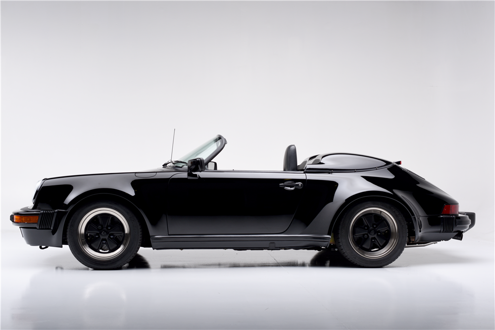 1989 PORSCHE 911 SPEEDSTER - Side Profile - 188673