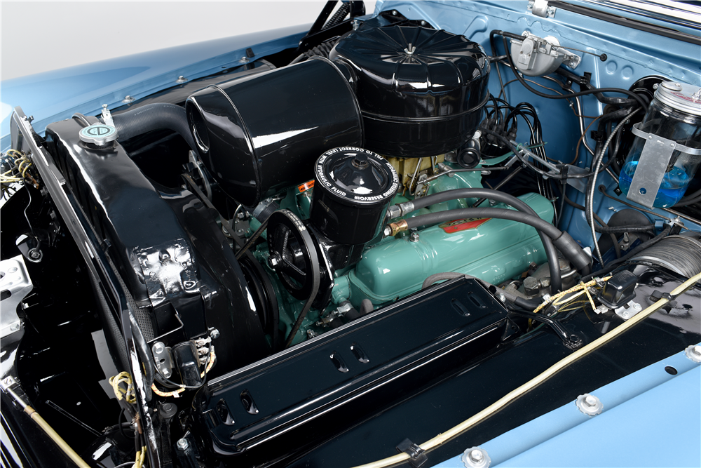 1953 BUICK SKYLARK CONVERTIBLE - Engine - 188680