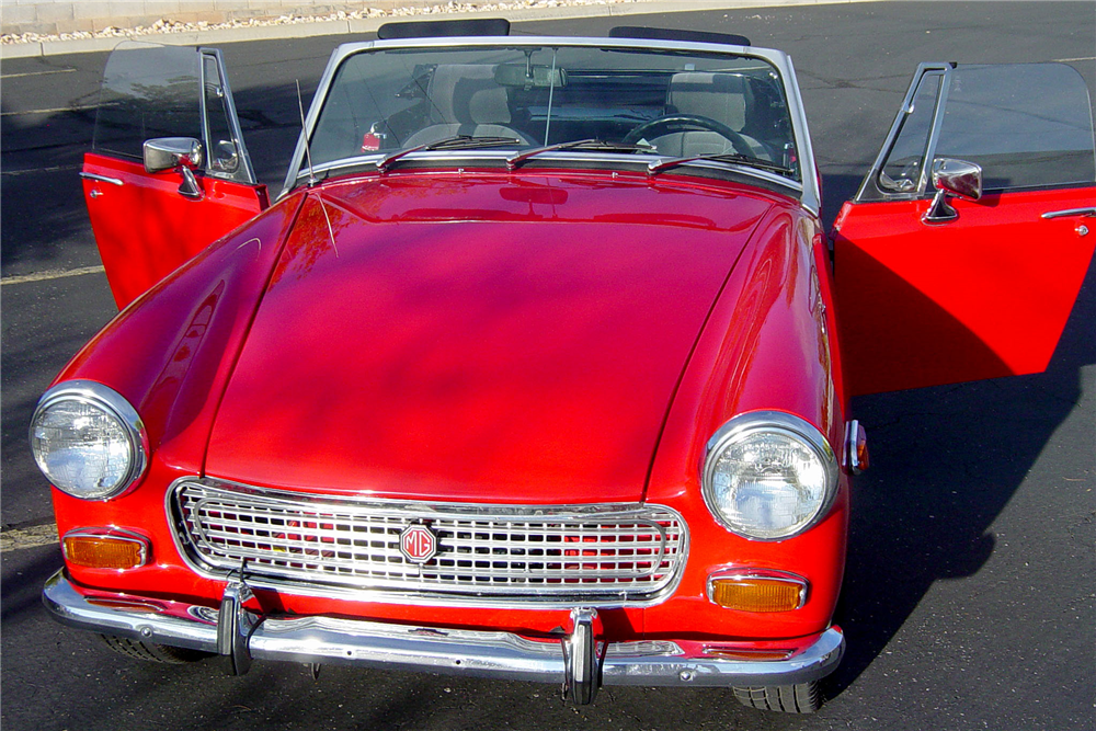 1974 MG MIDGET ROADSTER - Misc 1 - 188681
