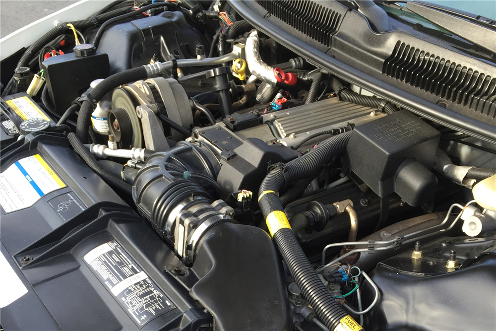 1995 CHEVROLET CAMARO Z/28  - Engine - 188727