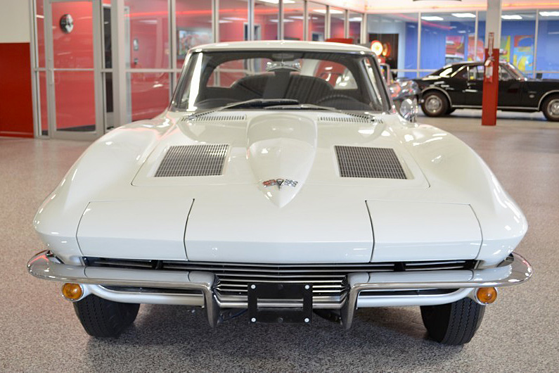 1963 CHEVROLET CORVETTE SPLIT-WINDOW - Misc 1 - 188743