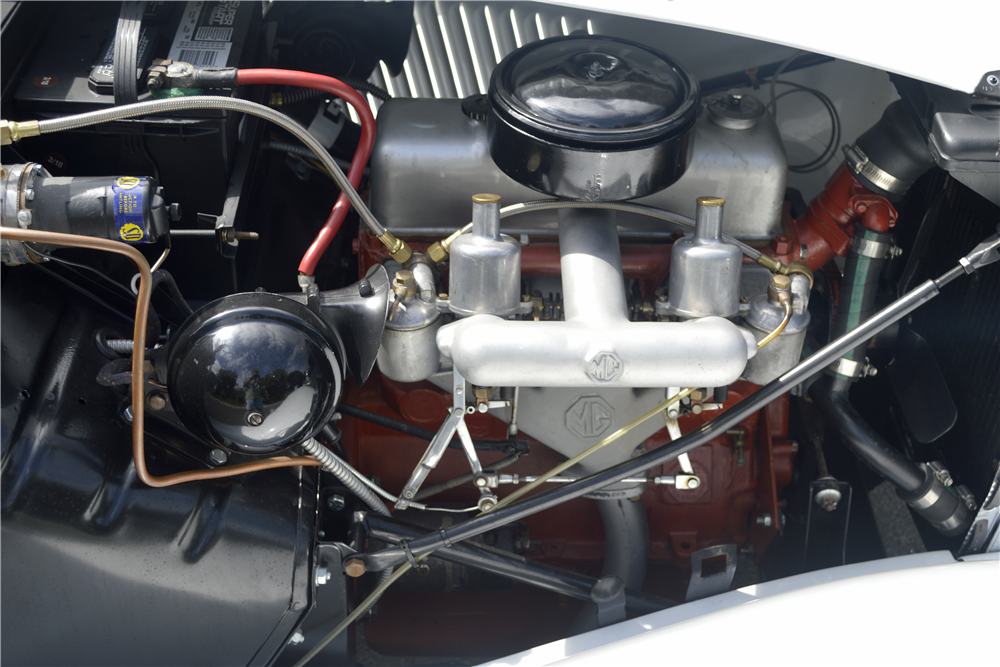 1950 MG TD ROADSTER - Engine - 188746