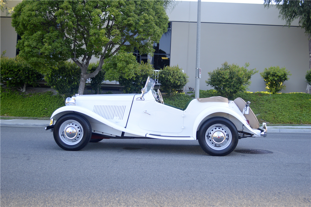 1950 MG TD ROADSTER - Misc 1 - 188746