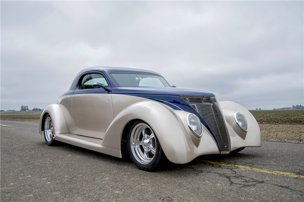 1937 ford 3 window custom coupe 188754