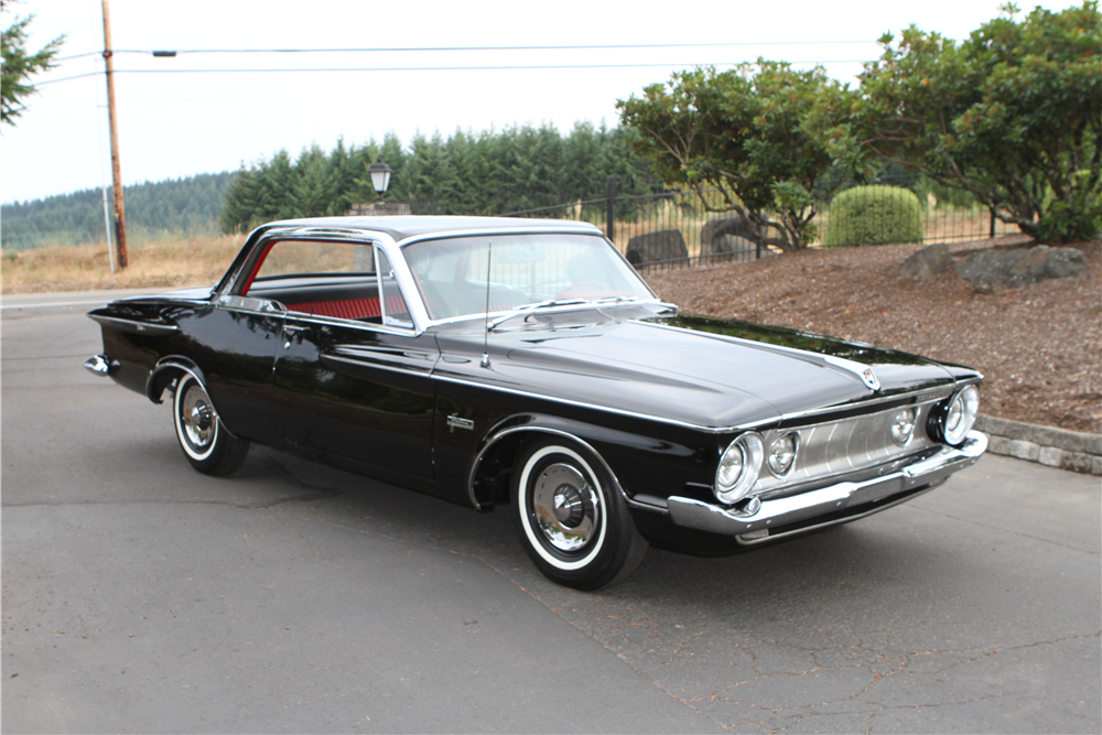 1962 plymouth fury 413 max wedge 188764. Black Bedroom Furniture Sets. Home Design Ideas
