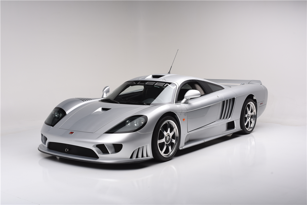 2003 SALEEN S7 COMPETITION PACKAGE - Front 3/4 - 188780