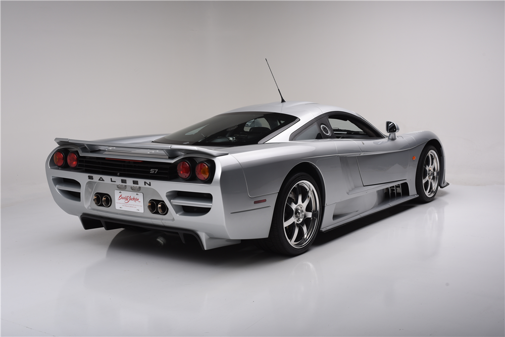 2003 SALEEN S7 COMPETITION PACKAGE - Rear 3/4 - 188780