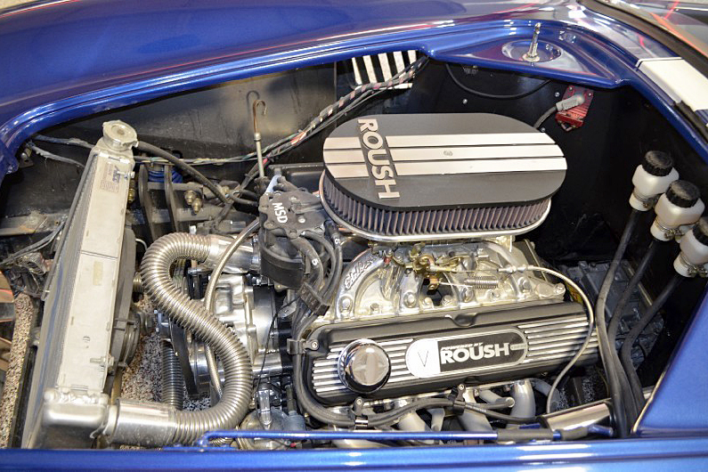 1966 SHELBY COBRA RE-CREATION ROADSTER - Engine - 188797