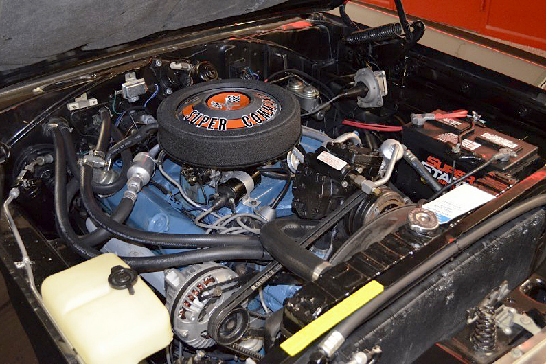 1968 PLYMOUTH GTX  - Engine - 188801