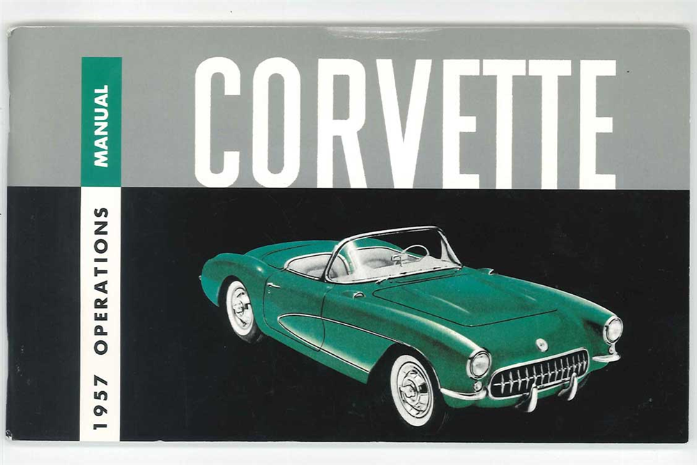 1957 CHEVROLET CORVETTE CONVERTIBLE - Misc 2 - 188812