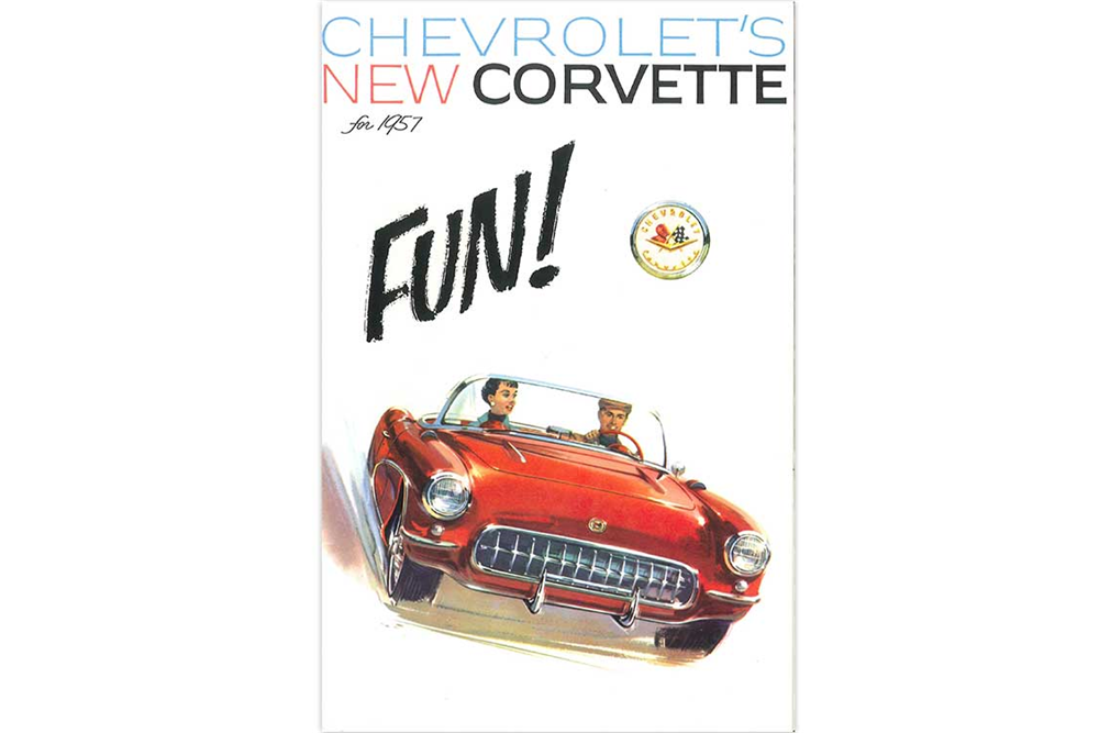 1957 CHEVROLET CORVETTE CONVERTIBLE - Misc 3 - 188812