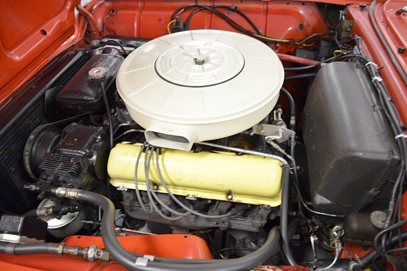 1960 FORD THUNDERBIRD CONVERTIBLE - Engine - 188837