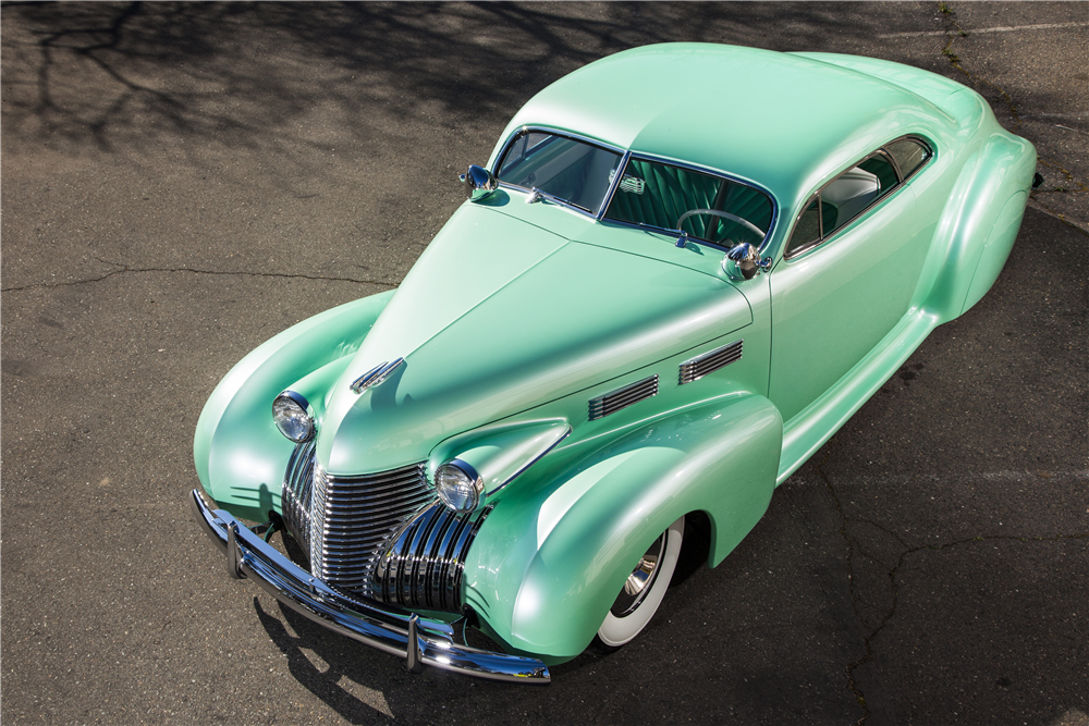 "1940 CADILLAC SERIES 62 CUSTOM COUPE ""SOPHIA"" - Misc 1 - 188874"