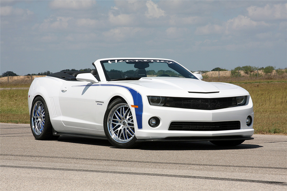 2011 Chevrolet Camaro Custom Convertible 188925