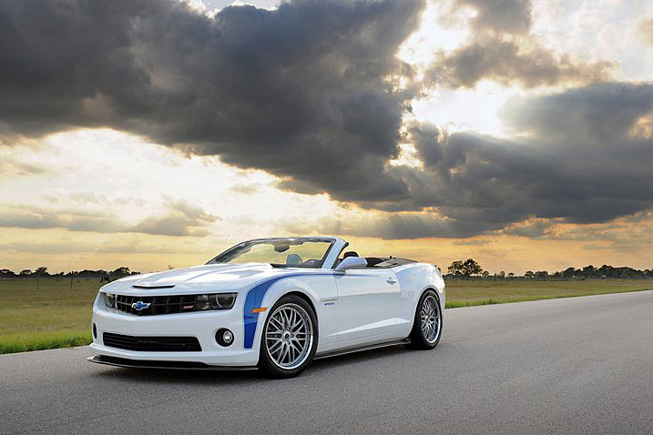 2011 CHEVROLET CAMARO CUSTOM CONVERTIBLE - Misc 1 - 188925