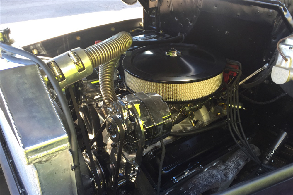 1951 FORD F-1 CUSTOM PICKUP - Engine - 188927