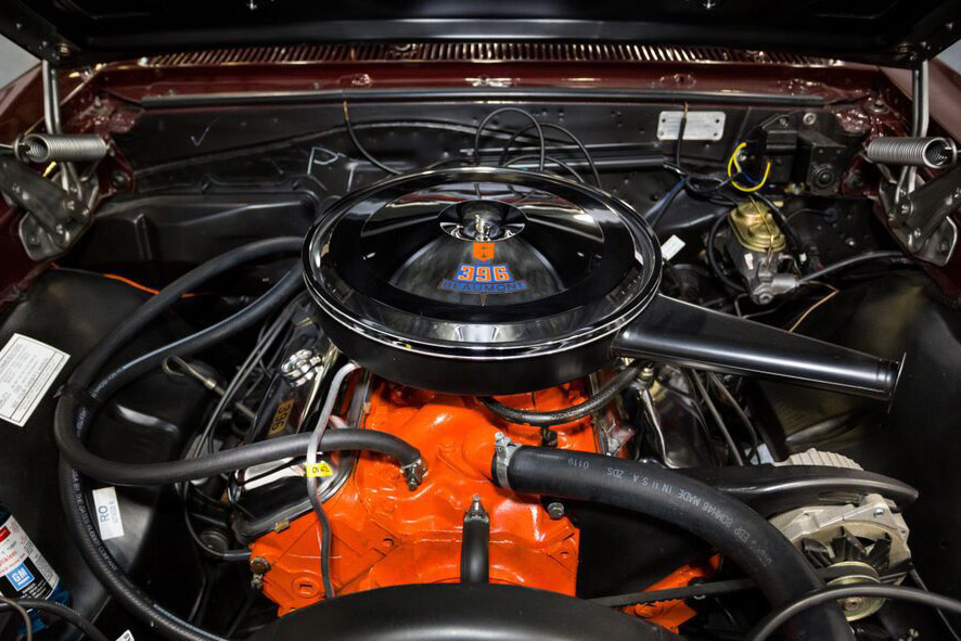 1967 PONTIAC BEAUMONT  - Engine - 188928