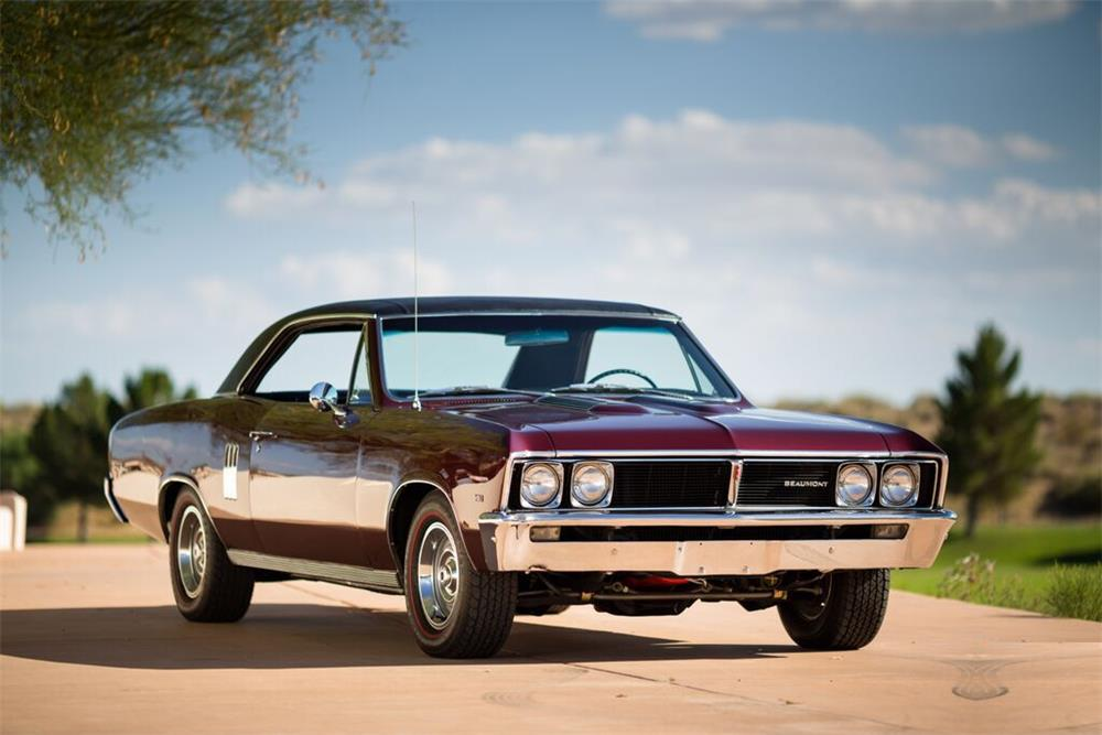 1967 PONTIAC BEAUMONT  - Front 3/4 - 188928