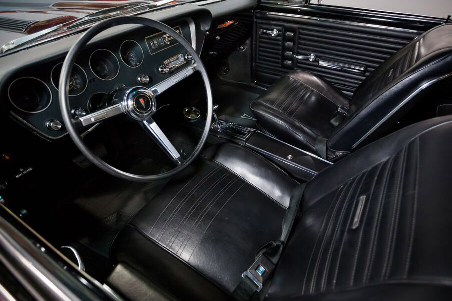 1967 PONTIAC BEAUMONT  - Interior - 188928