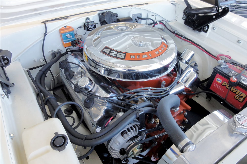 1966 DODGE CORONET - Engine - 188939