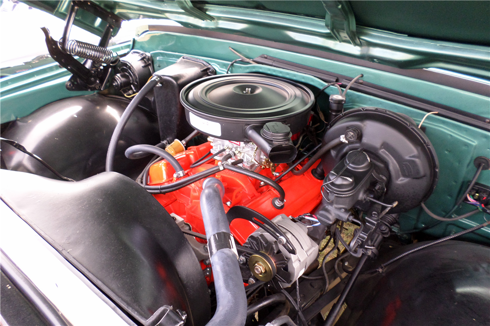 1970 GMC 1500 4X4 PICKUP - Engine - 188974
