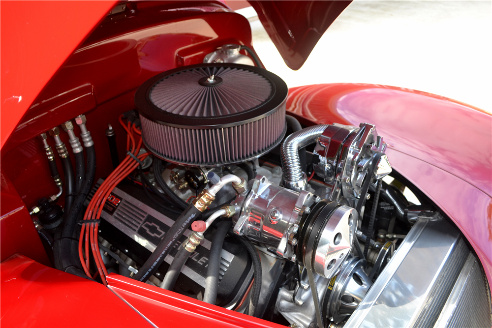 1941 WILLYS CUSTOM COUPE - Engine - 188975