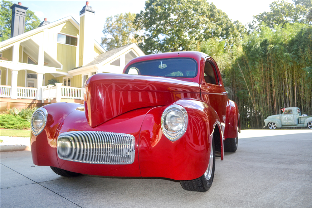 1941 WILLYS CUSTOM COUPE - Misc 2 - 188975