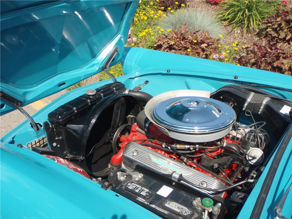 1956 FORD THUNDERBIRD CONVERTIBLE - Engine - 188979