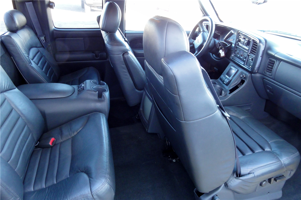 1999 CHEVROLET 1500 CUSTOM PICKUP - Interior - 188980