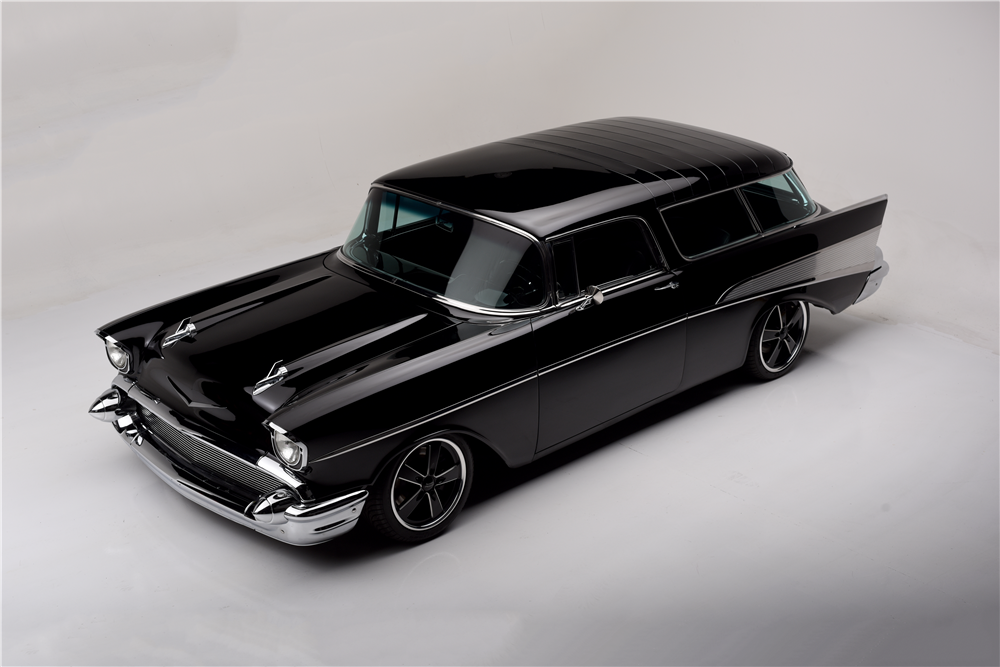 1957 CHEVROLET NOMAD CUSTOM WAGON - Misc 1 - 188995
