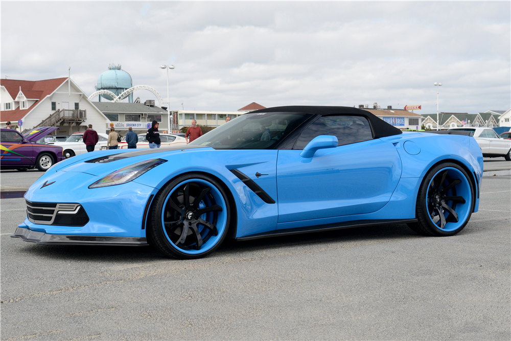 2014 Chevrolet Corvette Custom Convertible 189020