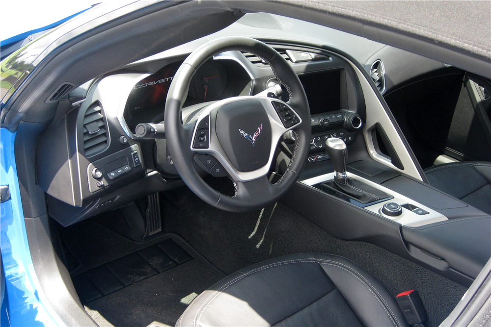 2014 CHEVROLET CORVETTE CUSTOM CONVERTIBLE - Interior - 189020