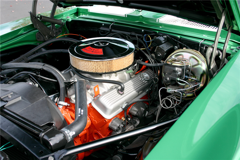 1969 CHEVROLET CAMARO Z/28 - Engine - 189031