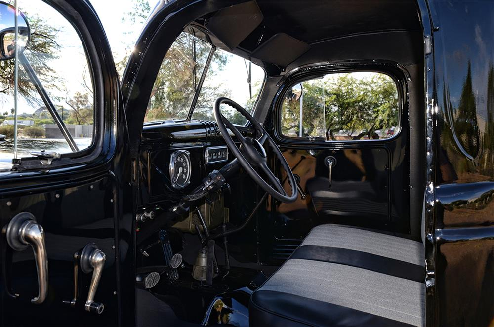 Black Dodge Pickup Truck >> 1953 DODGE POWER WAGON PICKUP - 189034